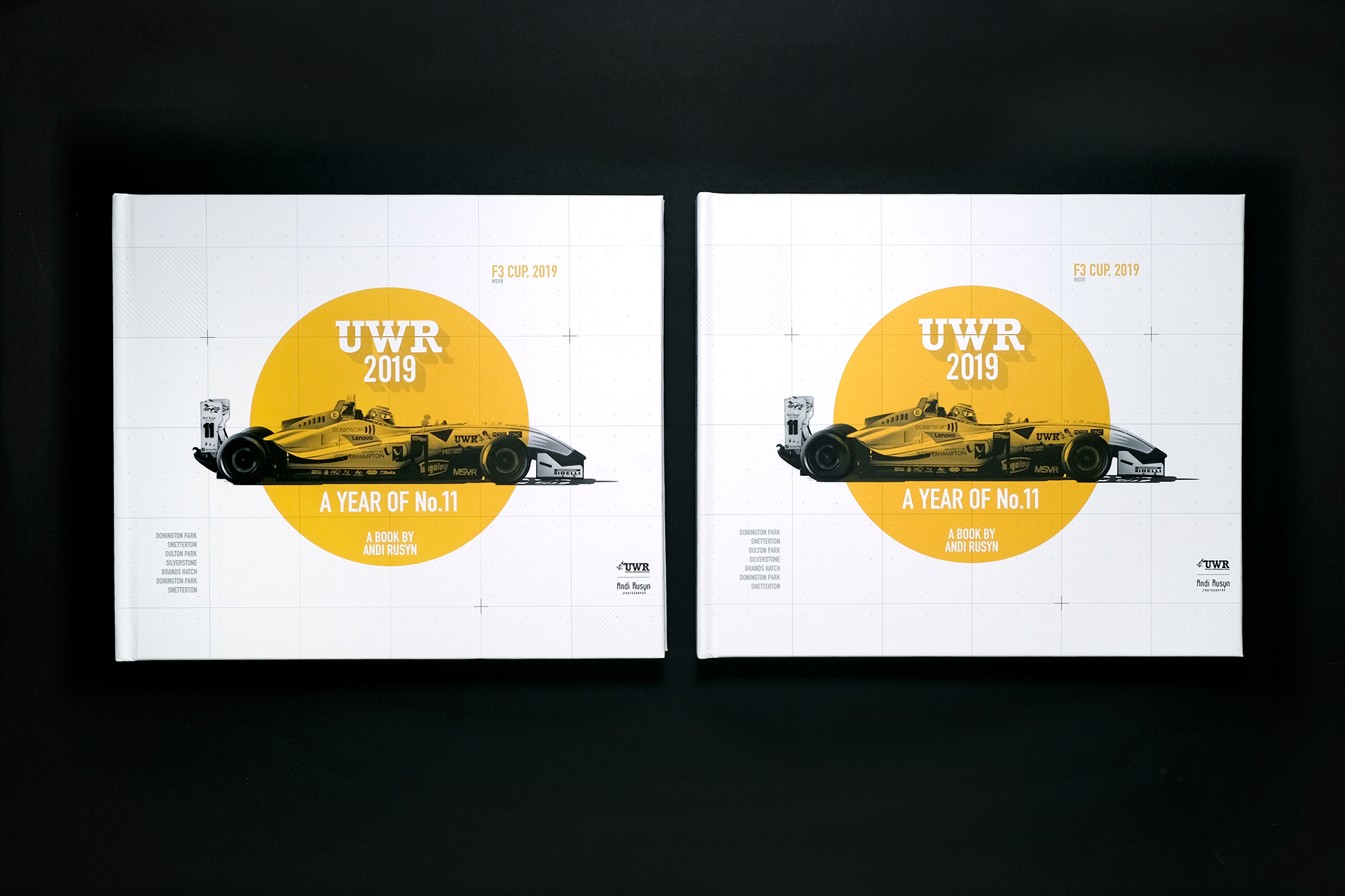 UWR 19 BOOK