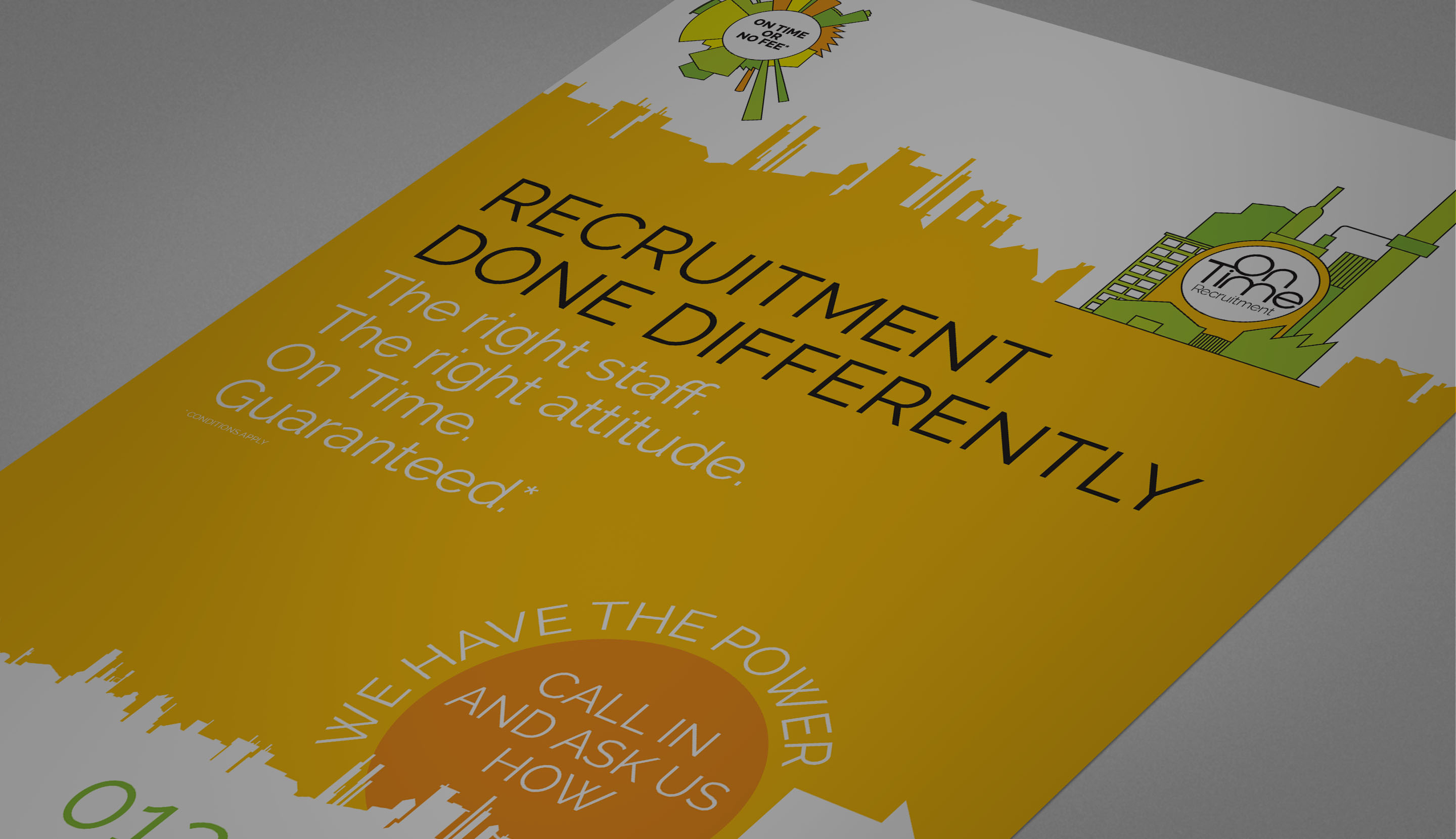 On Time Recruitment
